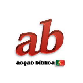 Logo Acção Bíblica para o Youtube