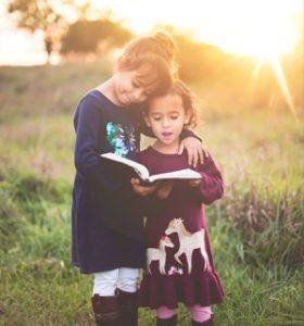Imagem do ministério de crianças da igreja Acção Bíblica de Lisboa