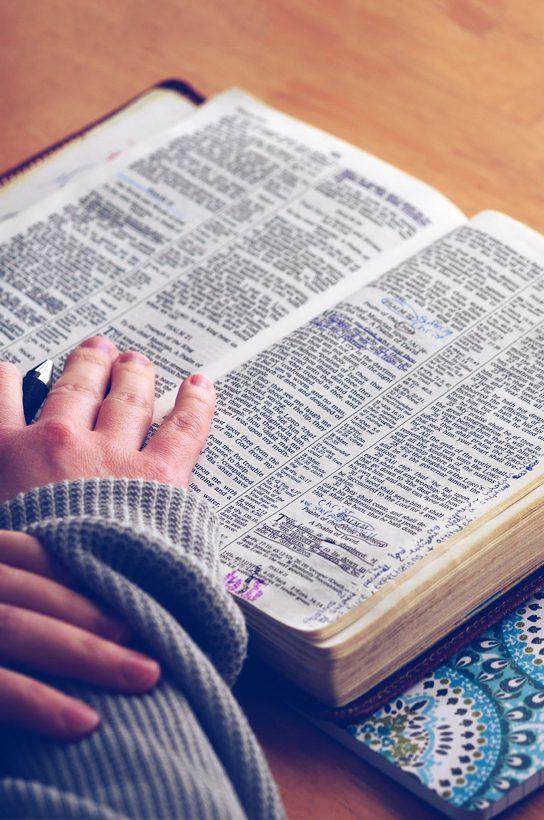 imagem do Ministério de Estudo Bíblico da Igreja Acção Bíblica de Lisboa